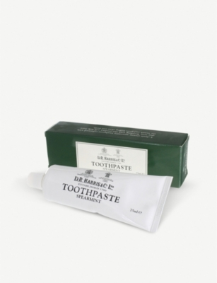 D.R.HARRIS & CO LTD Spearmint Toothpaste 75g