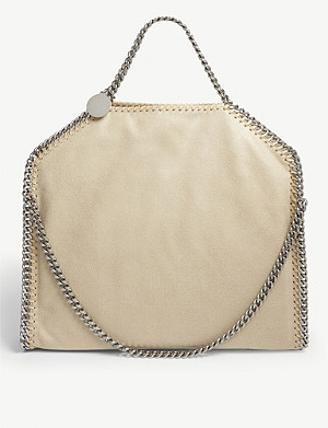 STELLA MCCARTNEY Faux-suede shoulder bag