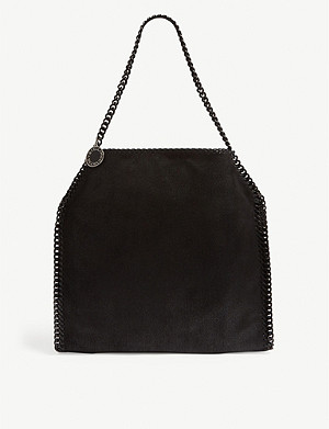 STELLA MCCARTNEY Falabella babybella faux leather tote