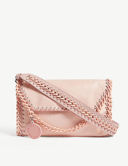 d4de11088a85 STELLA MCCARTNEY Falabella faux leather cross-body bag