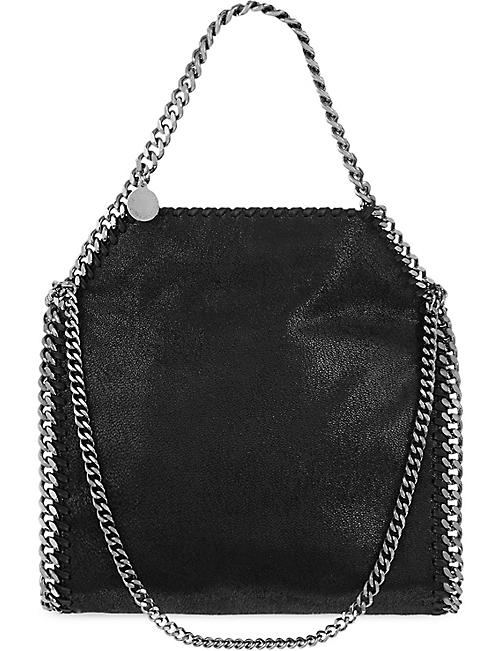 c88dba94eb STELLA MCCARTNEY Mini Falabella faux-suede tote