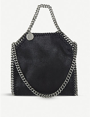 STELLA MCCARTNEY: Tiny Falabella shoulder bag