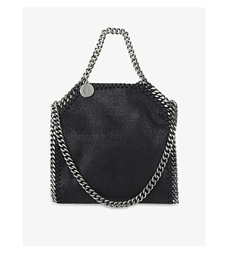 e6ebf2068a38 ... STELLA MCCARTNEY Tiny Falabella shoulder bag (Black. PreviousNext