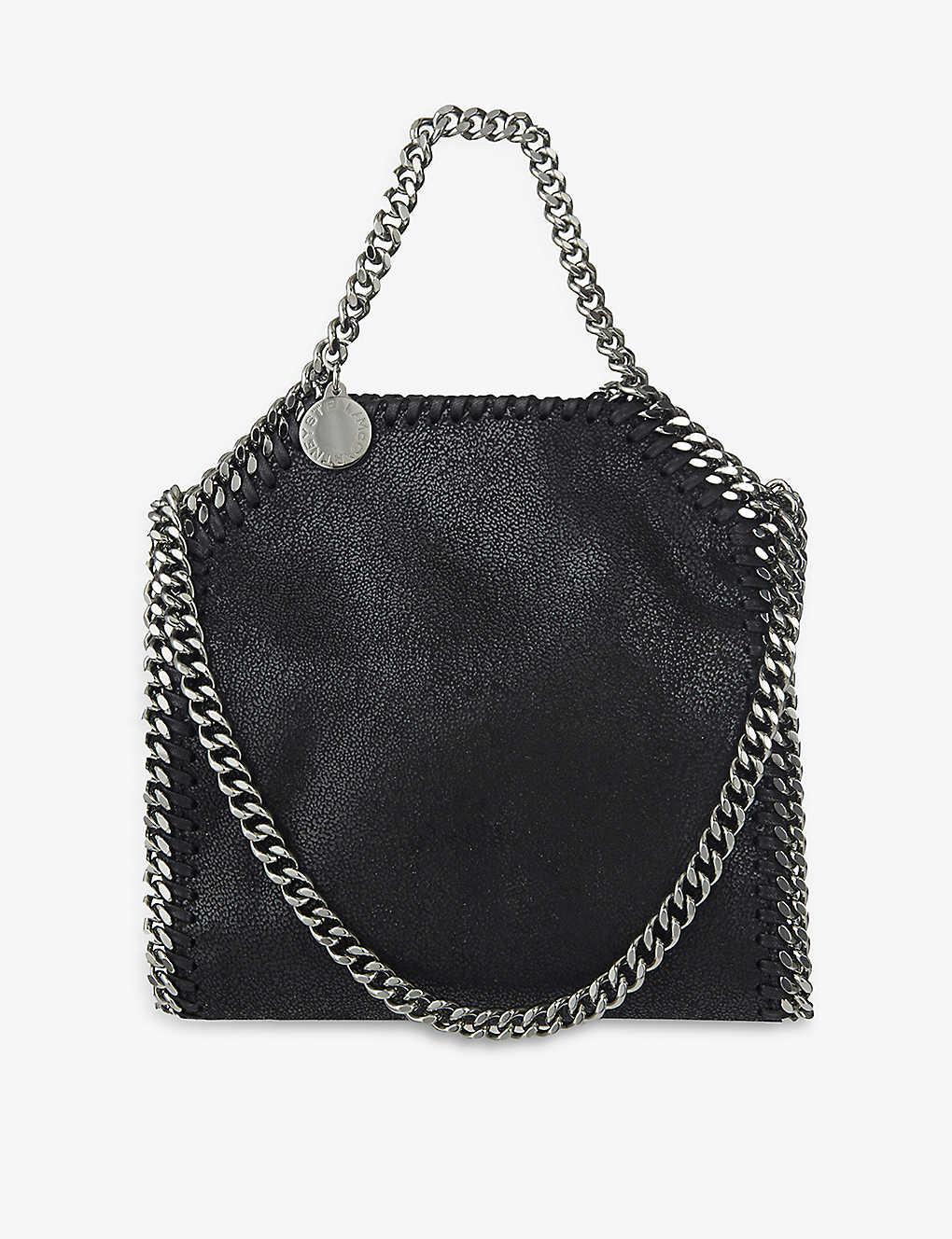 b66591451e56 STELLA MCCARTNEY - Tiny Falabella shoulder bag   Selfridges.com