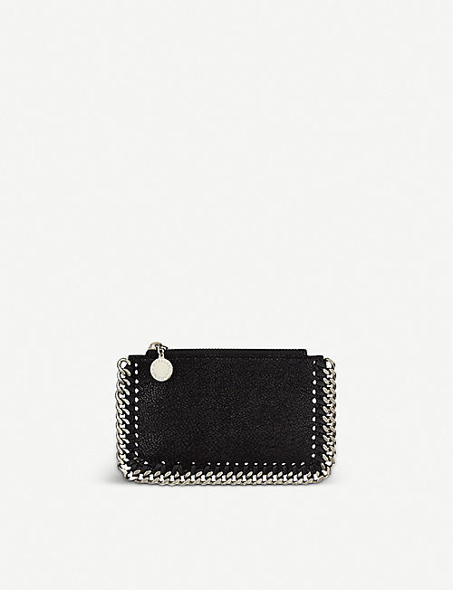 STELLA MCCARTNEY: Falabella long card holder