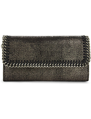 STELLA MCCARTNEY: Falabella continental chain purse