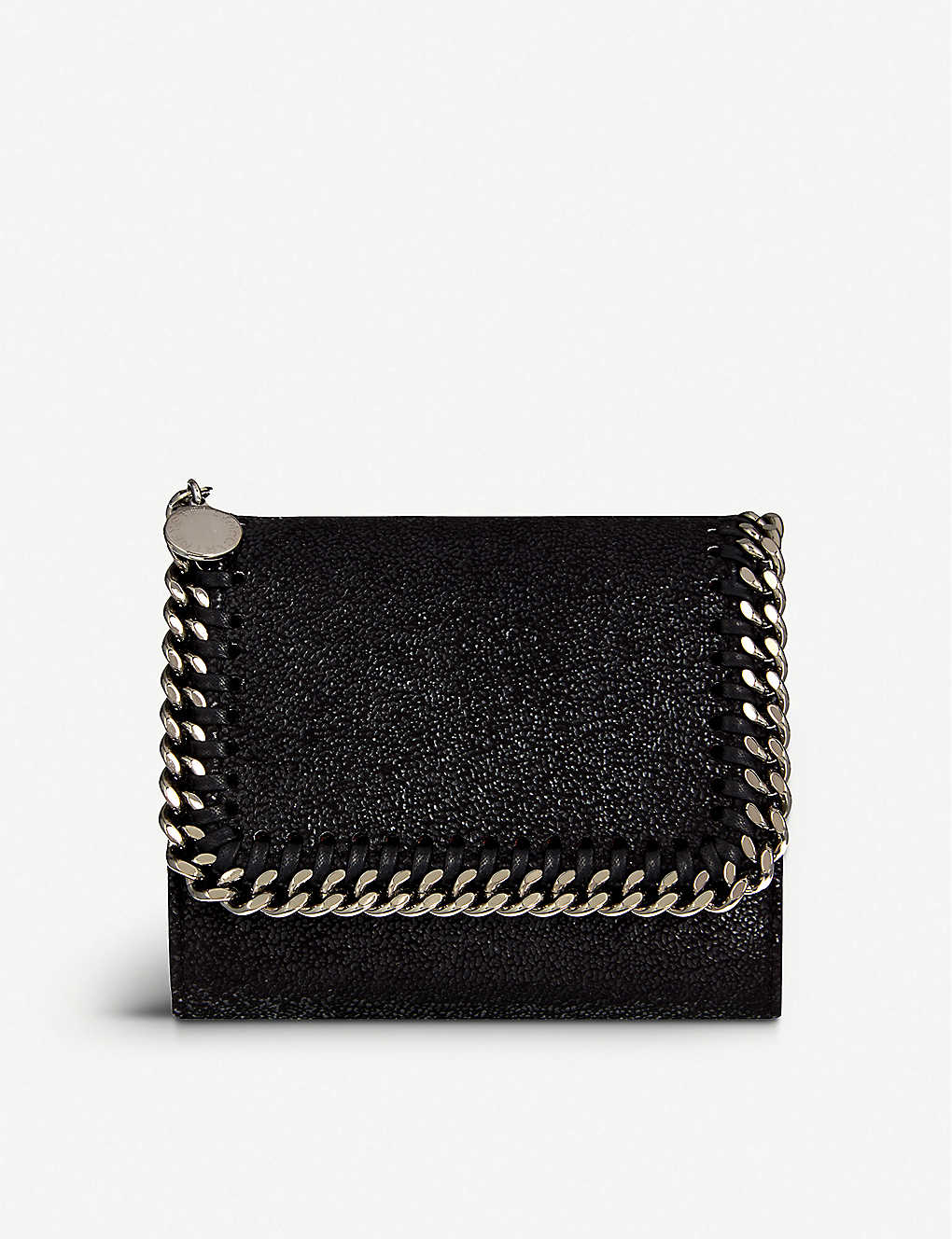 STELLA MCCARTNEY: Falabella small continental wallet
