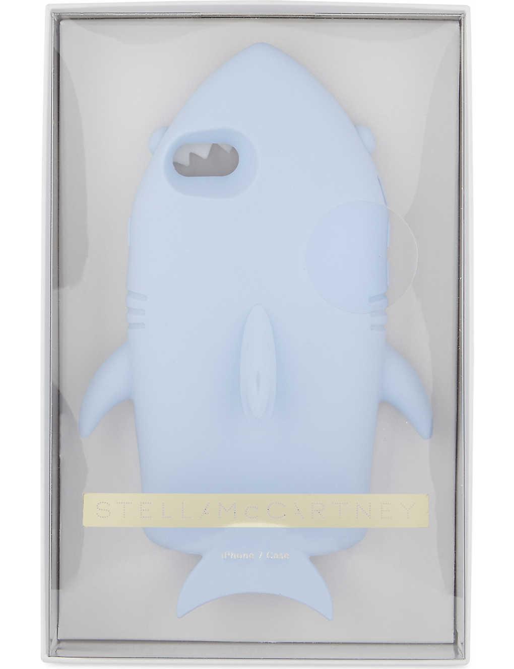 size 40 bfb89 8039b STELLA MCCARTNEY - Shark iPhone 7 case | Selfridges.com