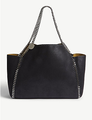 STELLA MCCARTNEY: Falabella faux-leather shoulder bag