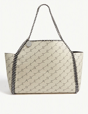 STELLA MCCARTNEY Falabella canvas tote