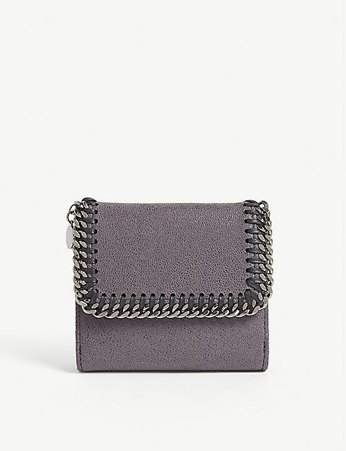 STELLA MCCARTNEY Falabella tri-fold wallet d8573b3c6c8b3