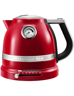 KITCHENAID Candy Apple Artisan kettle 1.5L