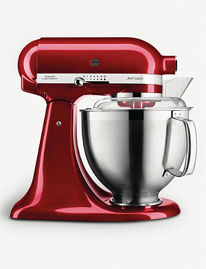 KITCHENAID Candy Apple Artisan 倾斜立式搅拌机 4.8 升