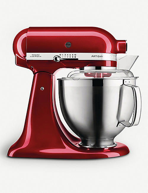 KITCHENAID Candy Apple Artisan Tilt-Head Stand Mixer 4.8l
