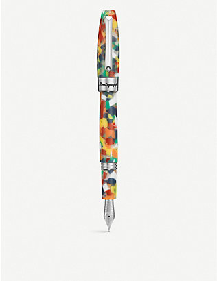 MONTEGRAPPA: Fortuna Mosaic Moscow fountain pen
