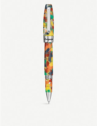 MONTEGRAPPA: Fortuna Mosaic Moscow rollerball pen