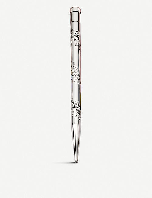 YARD-O-LED Mayflower sterling silver ballpoint pen