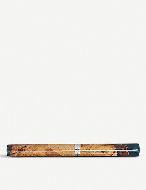 TOMS STUDIO Dorset oak resin studio pen
