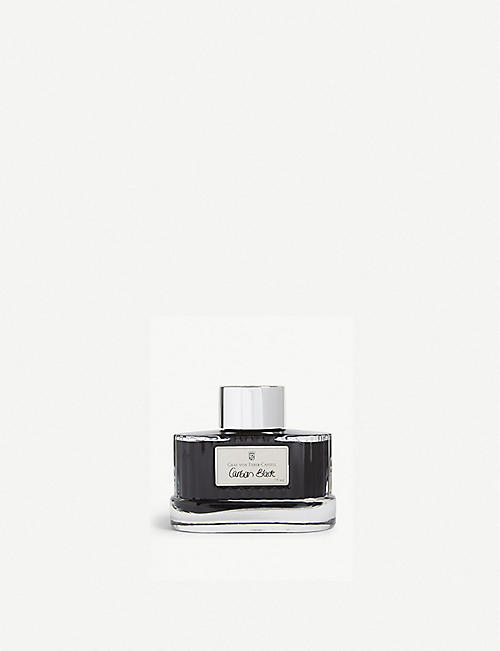 GRAF VON FABER-CASTELL: Carbon black ink bottle 75ml