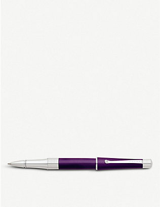 CROSS: Beverly lacquer and chrome-plated ballpoint pen