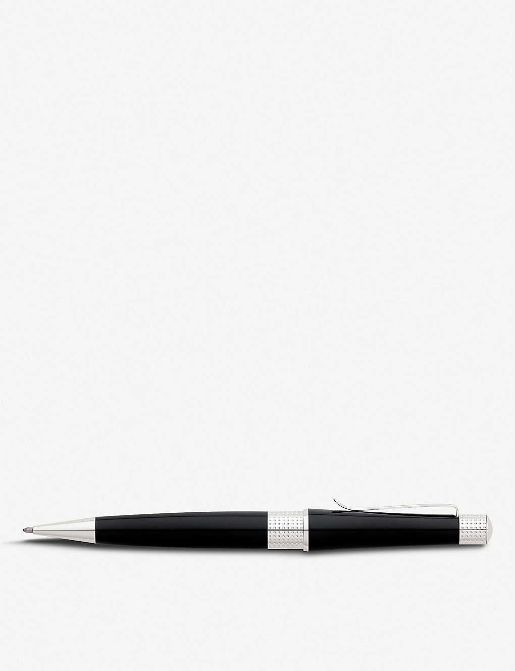 CROSS: Beverly lacquer and chrome-plated rollerball pen