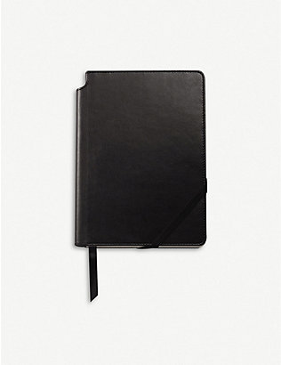 CROSS: Faux-leather bound journal 21cm x 15cm
