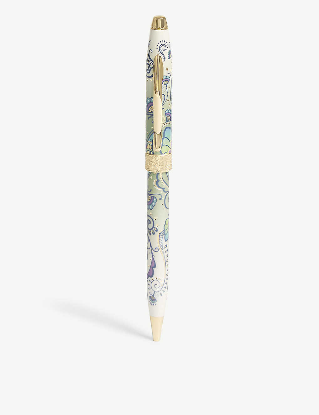 CROSS: Botanica Green Daylily ballpoint pen