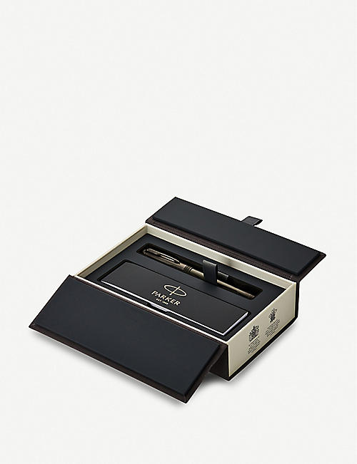 PARKER Ingenuity Black Lacquer fountain pen