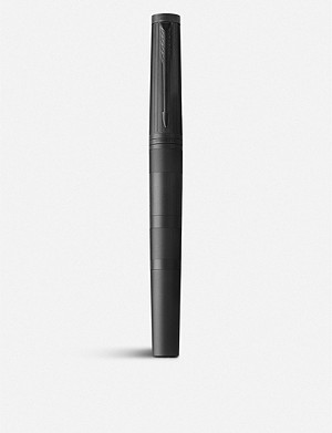 PARKER Ingenuity deluxe black pvd fountain pen