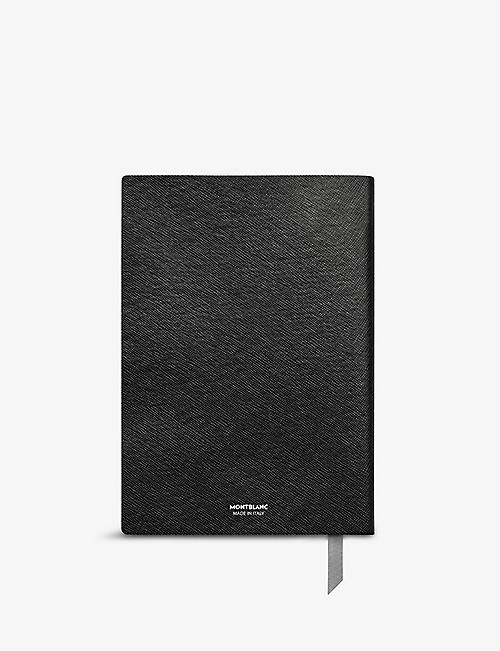 MONTBLANC Fine stationery lined notebook