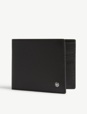 MONTBLANC 4810 Westside leather 6cc wallet