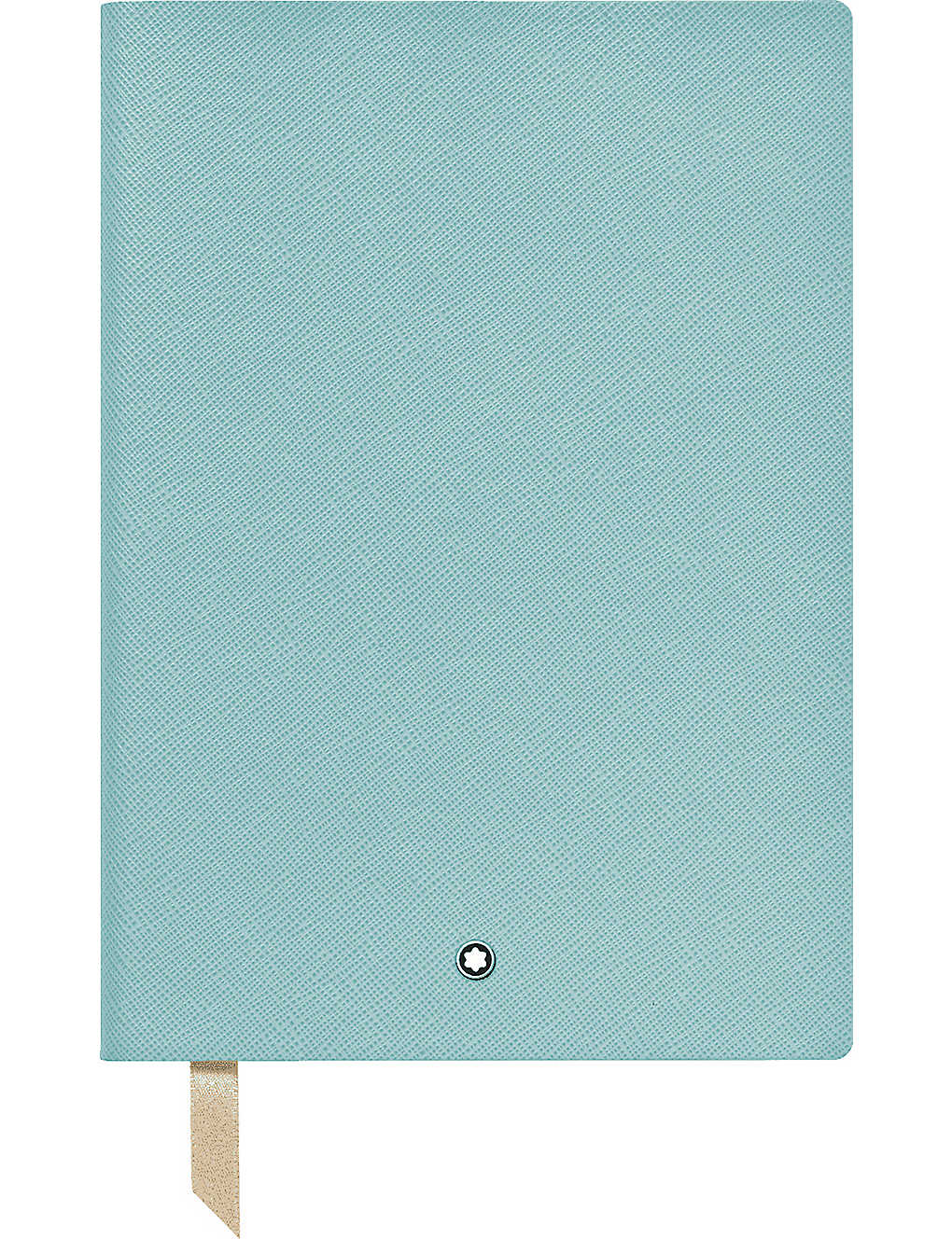 MONTBLANC: Fine stationery 146 lined leather notebook