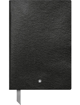 MONTBLANC: Fine stationary 146 lined leather notebook
