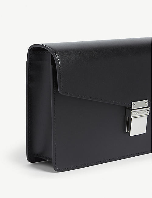 MONTBLANC Leather clutch