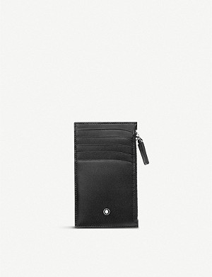 MONTBLANC Meisterstück Pocket leather card holder