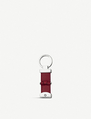 MONTBLANC Sartorial leather key fob