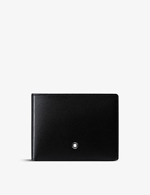 MONTBLANC Meisterstück six credit card wallet