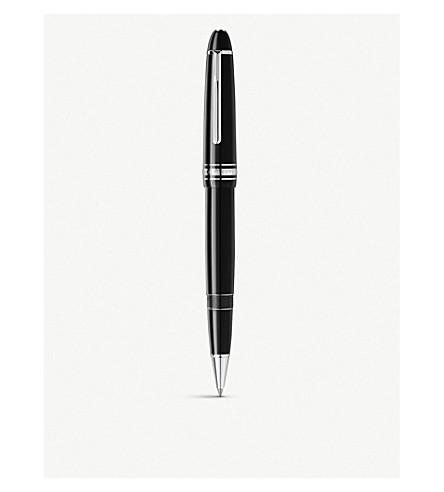 montblanc meisterst ck platinum legrand rollerball pen. Black Bedroom Furniture Sets. Home Design Ideas