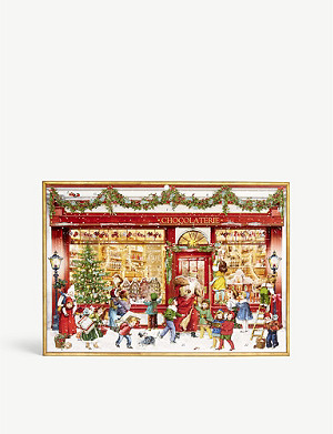 CHRISTMAS Chocolaterie advent calendar