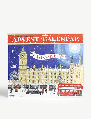 CHRISTMAS Houses of Parliament advent calendar
