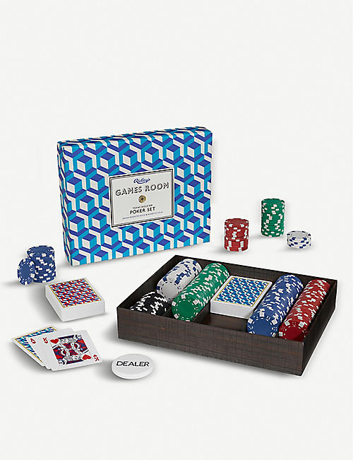 WILD AND WOLF Texas Hold 'Em Poker set