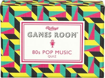 WILD & WOLF - Ridley's Games Room 80s Pop Music Quiz