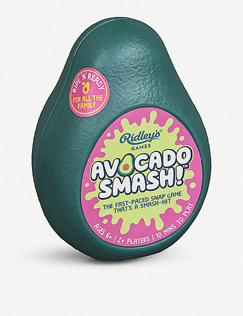 WILD AND WOLF Ridley's Games Avocado Smash game
