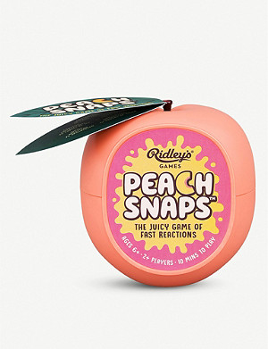 WILD AND WOLF Ridley's Games Peach Snaps game