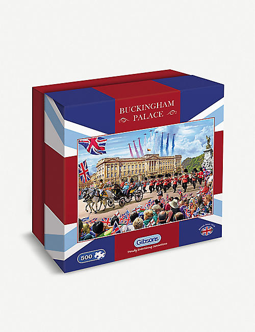 GIBSON Buckingham Palace jigsaw puzzle 500 pieces
