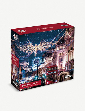 GIBSON London lights 1000-piece jigsaw puzzle