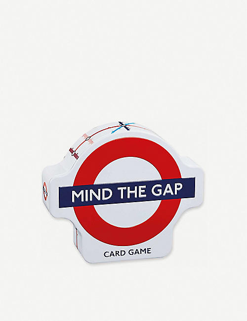GIBSON Mind the Gap card game