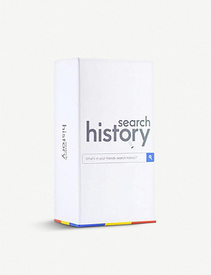 CHRISTMAS Search history card game