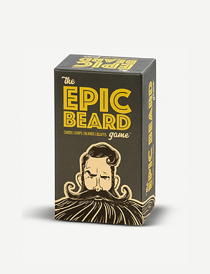 CHRISTMAS The Epic Beard Game