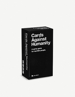 CHRISTMAS Cards Against Humanity UK edition game
